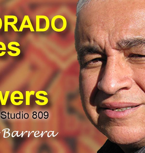 Colorado Issues & Answers: Joe Salazar  Oct 13 2017